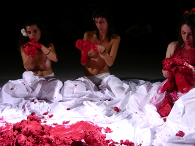 Lecho Rojo/ Red Bed – Murcia – 2007