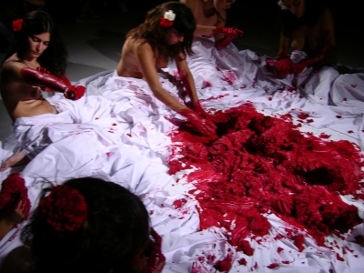 Lecho Rojo/ Red Bed – Murcia – 2007