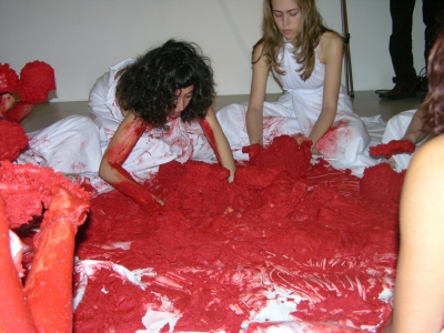 Lecho Rojo/ Red Bed – Sevilla – 2007