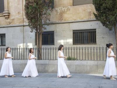 Diluidas en Agua/ Diluted in Water – Salamanca – 2009