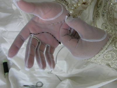 Mãos Bordando – 2004