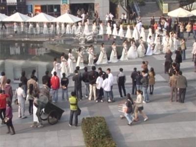 Lembranças Veladas/ Veiled Recollections – Shangai – 2008