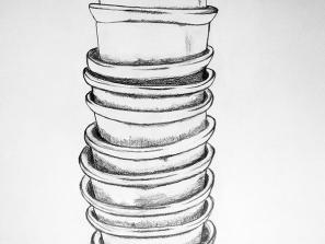 Serie Dibujos – 2013